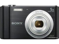 Фотоаппарат Sony Cybershot DSC-W800 Black (DSCW800B.RU3)