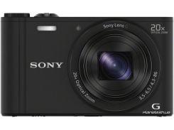 Фотоаппарат Sony Cybershot DSC-WX350 Black (DSCWX350B.RU3)