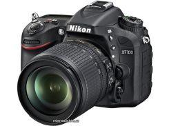 Фотоаппарат Nikon D7100 Kit 18-105VR официальная гарантия (VBA360K001)