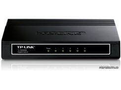 Роутер TP-Link TL-SG1005D Unmanaged Pure-Gigabit Switch (TL-SG1005D)