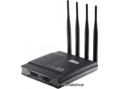 Роутер Netis Беспроводной Wi-Fi роутер WF2780 AC 1200Mbps IP-TV Wireless Dual Band Gigabit Router (WF2780)
