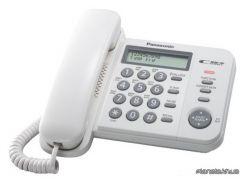 Стационарный телефон Panasonic KX-TS2356UAW White