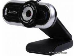 Веб-камера A4 Tech PK-920H-1 HD USB Black Silver