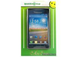 Mobiking силиконовая накладка для Samsung I9190/9192/9195 черная (23760)