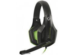 Наушники GEMIX W-330 Black Green