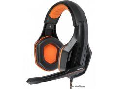 Наушники GEMIX W-330 Pro Black Orange