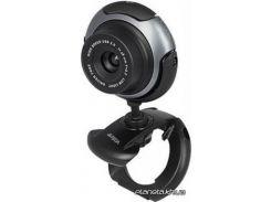 Веб-камера A4 Tech PK-930 H  Silver Black (PK-930 H (Silver+Black))