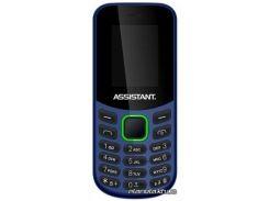 Мобильный телефон Assistant AS-101 Blue (873293011776)
