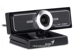 Веб-камера Genius WideCam F100 1920 x 1080 Full HD (32200213101)