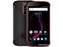 Мобильный телефон Sigma Х-treme PQ51 Black Red + 2 защитных стекла