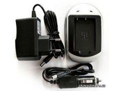 PowerPlant зарядное устройство для Canon NB-4L, NB-8L, BP125A (DV00DV2005)