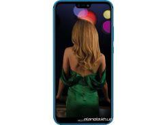 Мобильный телефон Huawei P20 Lite 4/64GB Blue (51092GPR)