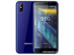 Мобильный телефон Doogee X50L DualSim Blue (6924351655037)