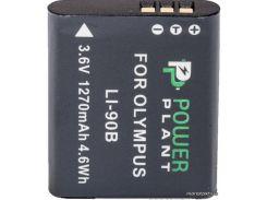 Аккумулятор (батарея) PowerPlant Olympus Li-90B (DV00DV1307)