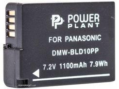 Аккумулятор (батарея) PowerPlant Panasonic DMW-BLD10PP (DV00DV1298) + бесплатная доставка