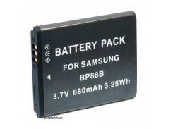 Аккумулятор (батарея) EXTRADIGITAL Samsung BP88B, Li-ion, 880 mAh (DV00DV1385) для фото- видеокамер