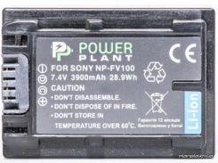 Аккумулятор (батарея) PowerPlant Sony NP-FV100 (DV00DV1271) для фото- видеокамер