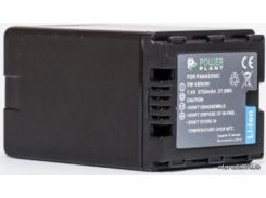 Аккумулятор (батарея) PowerPlant Panasonic VW-VBN390 (DV00DV1346) для фото- видеокамер