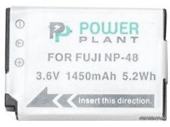 Аккумулятор (батарея) PowerPlant Fuji NP-48 (DV00DV1395) для фото- видеокамер
