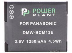 Аккумулятор (батарея) PowerPlant Panasonic DMW-BCM13E (DV00DV1381) для фото- видеокамер