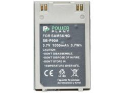 Аккумулятор (батарея) PowerPlant Samsung SB-P90A (DV00DV1363) для фото- видеокамер
