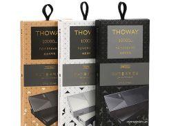 Портативная батарея ( PowerBank ) Remax Thoway RPP-55 10000 mAh Black