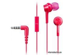 Наушники Panasonic RP-TCM115GCP Pink