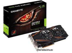 Видеокарта GIGABYTE GeForce GTX1070 8192Mb WINDFORCE 2X (GV-N1070WF2-8GD)