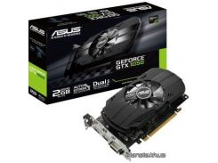 Видеокарта Asus GeForce GTX1050 2048Mb (PH-GTX1050-2G)