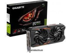 Видеокарта GIGABYTE GeForce GTX1050 Ti 4096Mb WINDFORCE 2X OC (GV-N105TWF2OC-4GD)