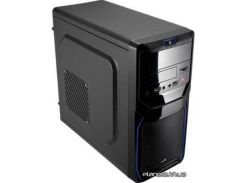 Корпус для компьютера AeroCool PGS QS 183 Advance  (Blue) (4713105956436)