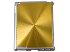 Чехол, сумка Drobak 9.7' Apple iPad3 Aluminium Panel Gold (210223)