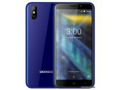 Мобильный телефон Doogee X50 Dual Sim Blue (6924351655020)