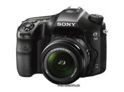 Фотоаппарат SONY Alpha A68 kit 18-55mm Black (ILCA68K.CEC)