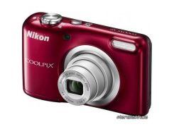 Фотоаппарат Nikon Coolpix A10 Red (VNA982E1)