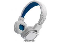 Наушники GEMIX Clarks White Blue