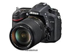 Фотоаппарат Nikon D7100 kit 18-140VR официальная гарантия (VBA360KV02)
