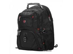 Cумка, рюкзак Continent BP-301 Black (BP-301BK) для ноутбука, планшета