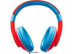 Наушники Trust Sonin kids headphone Red (19836)