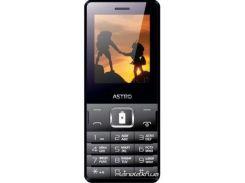 Мобильный телефон Astro B245 Dual Sim Black (B245 Black)
