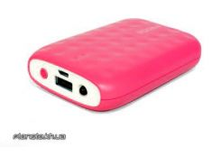 Портативная батарея ( PowerBank ) Roda Lovely Power Box 10000 mAh pink