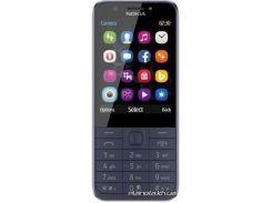 Мобильный телефон Nokia 230 Dual Blue (16PCML01A02)