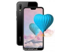 Мобильный телефон Huawei P20 Lite 4/64GB Black (51092GPP)
