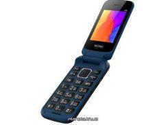 Мобильный телефон Nomi i246 Dual Sim Blue (i246 Blue)