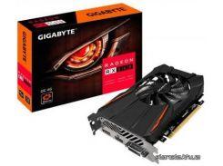 Видеокарта Gigabyte Radeon RX 560 4096Mb OC (GV-RX560OC-4GD)