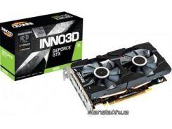 Видеокарта Inno3D GeForce GTX1660 6144Mb Twin X2 (N16602-06D5-1510VA15)