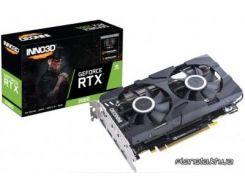 Видеокарта Inno3D GeForce RTX2060 6144Mb Twin X2 (N20602-06D6-1710VA23)