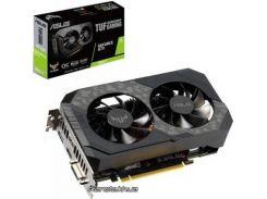 Видеокарта Asus GeForce GTX1660 Ti 6144Mb TUF Gaming OC (TUF-GTX1660TI-O6G-GAMING)