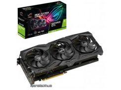 Видеокарта Asus GeForce GTX1660 Ti 6144Mb ROG STRIX Advanced GAMIN (ROG-STRIX-GTX1660TI-A6G-GAMING)