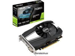 Видеокарта Asus GeForce GTX1660 6144Mb Phoenix OC (PH-GTX1660-O6G)